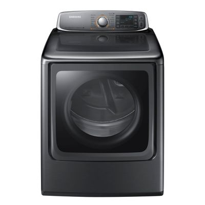 Samsung 9.5 Cu. Ft. Platinum Steam Electric Dryer