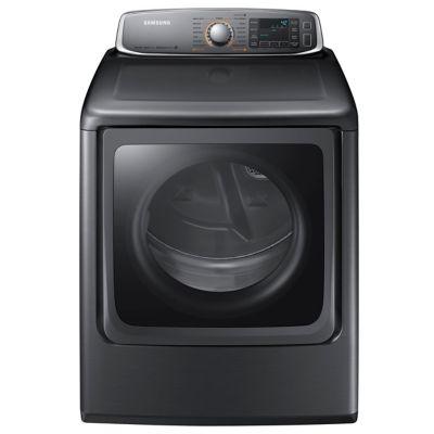 Samsung 9.5 Cu. Ft. Platinum Steam Gas Dryer
