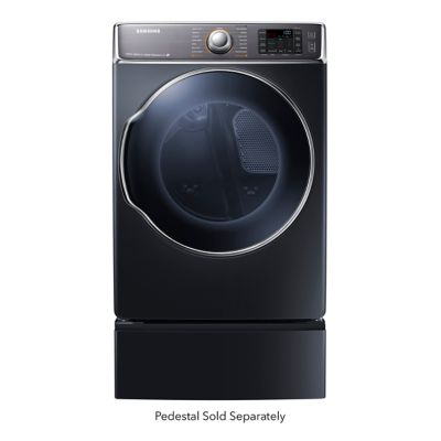 Samsung 9.5 Cu. Ft. Steam Electric Dryer (Pedestal Sold Separately)