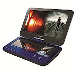 Impecca Blue 10.1' Portable DVD Player