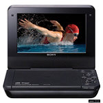 Sony 7' Portable DVD Player 89.95