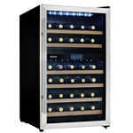Danby Stainless Steel 38-Bottle Wine Cellar No price available.