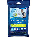 Enspire Products 2' x 4' Body Cleansing Towel