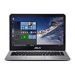 Asus Laptop with Intel® N3700 Quad Core Processor, 4GB Memory, 128GB EMMC Hard Drive, Black