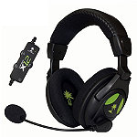 Turtle Beach Ear Force X12 Xbox 360 Gaming Headset + Amplified Stereo Sound