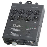 Eliminator Lighting 4-Channel Light Controller with 8 Outputs