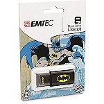 EMTEC 8GB Batman Logo USB Flash Drive