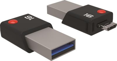 EMTEC 16GB Mobile & Go USB Flash Drive