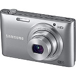 Samsung 16.2 Megapixel Silver ST150F Compact Smart Camera with 5x Zoom 129.99