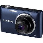 Samsung 16.2 Megapixel Cobalt Black ST72F Compact Digital Camera with 5x Zoom No price available.