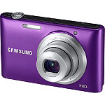 Samsung 16.2 Megapixel Plum ST72F Compact Digital Camera with 5x Zoom No price available.