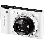 Samsung 16.2 Megapixel White WB30F Smart Camera with 10x Zoom 179.99