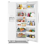 Whirlpool 21.8 Cu. Ft. Side-by-Side Refrigerator 944.99