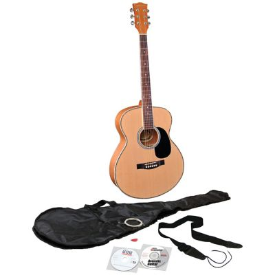 Emedia Teach Yourself Acoustic Guitar Pack, Steel-String