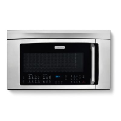 Electrolux 1.8 Cu. Ft. 1,000-Watt Stainless Steel Convection Over-the-Range Microwave Oven