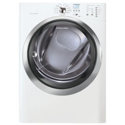 Electrolux 8 Cu. Ft. Steam Gas Dryer (Pedestal Sold Separately)