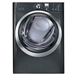 Electrolux 8 Cu. Ft. Titanium Steam Gas Dryer (Pedestal Sold Separately)