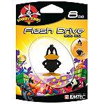 EMTEC 8GB Looney Tunes Daffy Duck USB Flash Drive