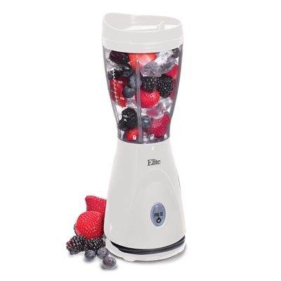 Elite by Maxi-Matic White Personal Drink Mixer