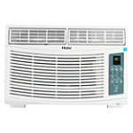 Haier 5,200 BTU Window Air Conditioner (10.7 EER) with Electronic Controls 139.88