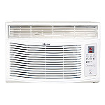 Haier 6,000 BTU Window Air Conditioner (10.7 EER) with Electronical Controls 169.99