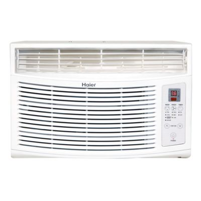 Haier 6,000 BTU Window Air Conditioner (10.7 EER) with Electronical Controls