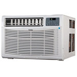 Haier 18,000 BTU Window Air Conditioner (10.7 EER) with Electronic Controls 479.99