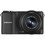 Samsung 20.3  Megapixel Black NX2000 Smart Camera with 20-50mm Lens 649.99
