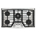 Electrolux 36' Stainless Steel Gas Cooktop 1449.99