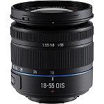 Samsung Black 18-55mm f3.5-5.6 Compact OIS Zoom NX Camera Lens 249.99