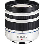Samsung White 18-55mm f3.5 Compact OIS Zoom NX Camera Lens 249.99