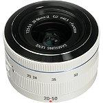Samsung White 20-50mm f3.5-5.6 Compact Power Zoom ED II NX Camera Lens 249.99