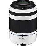 Samsung White 50-200mm f4-5.6 ED OIS II Telephoto Zoom NX Camera Lens 349.99