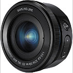 Samsung Black 16–50mm f3.5-5.6 OIS Zoom NX Camera Lens 349.99