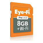 Eye-Fi 8GB Pro X2 Wireless SD Card 59.95