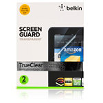 "Belkin 2-Pack Translucent Overlay for Kindle Fire HD 8.9"" Tablet"