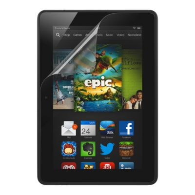 Belkin TrueClear™ Transparent Screen Protector for Kindle Fire HDX 7