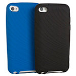 Belkin 2-Pack Black/Blue Essential iPod Case 9.99