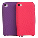 Belkin 2-Pack Pink/Purple Essential iPod Case 9.99