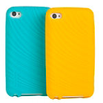 Belkin 2-Pack Gold/Blue Essential iPod Case 2.95