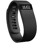Fitbit Charge Large Black Wireless Activity + Sleep Wristband