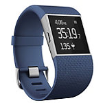 Fitbit Surge Blue Large Fitness Super Watch