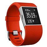 Fitbit Surge Tangerine Large Fitness Super Watch