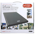 Terk Flat Panel Digital Amplified Outdoor Antenna 99.99