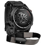 Garmin fenix® 2 GPS Watch and HRM-Run Monitor