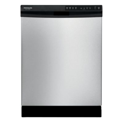"Frigidaire 24"" Stainless Steel Dishwasher"