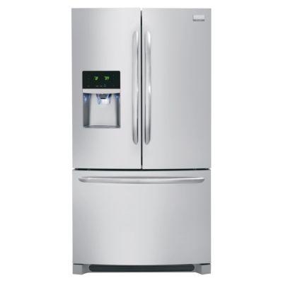 Frigidaire 28 Cu. Ft. Stainless Steel French Door Refrigerator