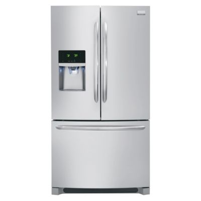 Frigidaire 28 Cu. Ft. Stainless Steel French Door Refrigerator