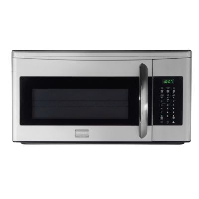 Frigidaire 1.7 Cu. Ft. 1,000-Watt Stainless Steel Over-the-Range Microwave Oven