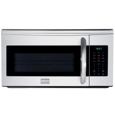 Frigidaire 1.7 Cu. Ft. 1,000-Watt Stainless Steel Over-the-Range Microwave Oven